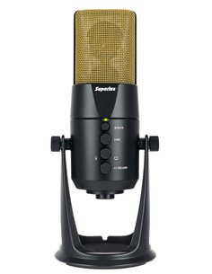 SUPERLUX L401U Мікрофон студійний USB