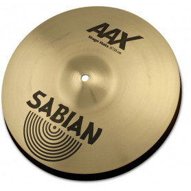"SABIAN 13\"" AAX Stage Hats Тарелка фото"