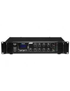 Трансляційний мікшер-підсилювач з USB DV audio MA-60