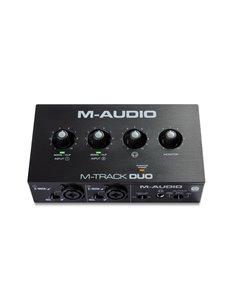 M-Audio M-Track Duo аудіоінтерфейс USB (MTRACKDUO)
