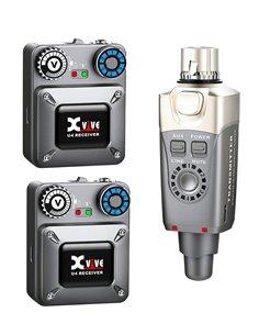 Xvive U4R2 In-Ear Monitor Wireless System Бездротова система персонального моніторингу