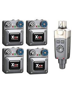 Xvive U4R4 In-Ear Monitor Wireless System Бездротова система персонального моніторингу