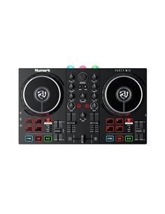 NUMARK PARTY MIX II DJ контролер з вбудованим світловим шоу (PARTYMIXII)