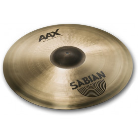 "SABIAN 21\"" AAX Raw Bell Dry Ride Тарелка фото"