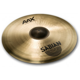 "SABIAN 21\"" AAX Raw Bell Dry Ride Brilliant Тарелка фото"