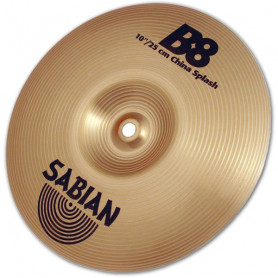 "SABIAN 10\"" B8 China Splash Тарелка фото"