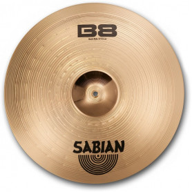 "SABIAN 20\"" B8 Rock Ride Тарелка фото"