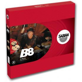 SABIAN B8 2-PACK Promo Set Набор тарелок фото