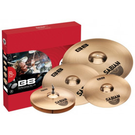 SABIAN B8 PROMOTIONAL PERFORMANCE SET Набор тарелок фото