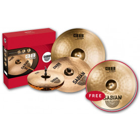 SABIAN B8 Pro New Promotional Set Набор тарелок фото