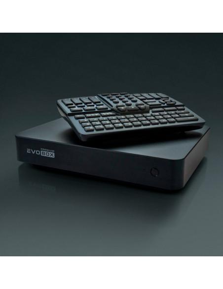 Hi-End караоке-система EVOBOX Premium [Black]