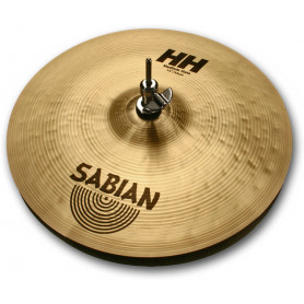 "SABIAN 14\"" HH Medium Hats Brilliant Тарелка фото"