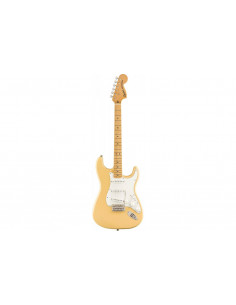 SQUIER by FENDER CLASSIC VIBE 70s FSR STRAT MN VINTAGE WHITE Электрогитара