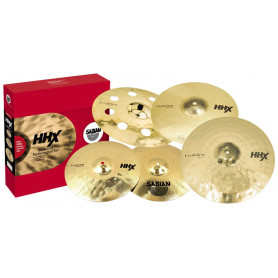 SABIAN HHX Evolution Promotional Set Набор тарелок фото