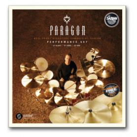 SABIAN Paragon Performance Set Набор тарелок фото