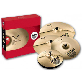 SABIAN VAULT Promotional Set Brilliant Набор тарелок фото