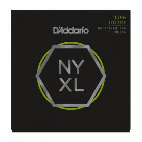 D`ADDARIO NYXL1156 MEDIUM TOP / X-HEAVY BOTTOM (11-56) Струны фото