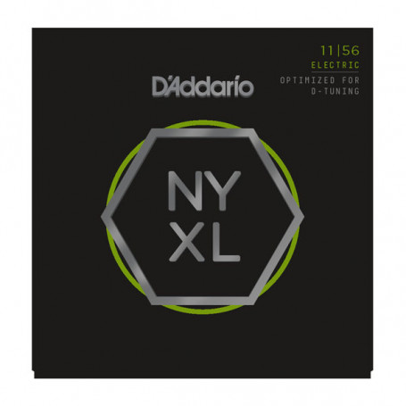D`ADDARIO NYXL1156 MEDIUM TOP / X-HEAVY BOTTOM (11-56) Струны фото