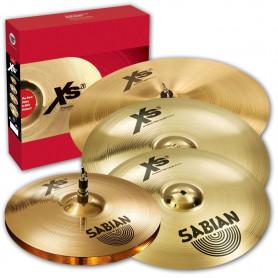 SABIAN Xs20 Promotional Set Brilliant Набор тарелок фото