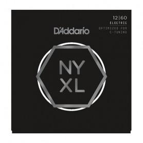 D`ADDARIO NYXL1260 EXTRA HEAVY (12-60) Струны для электрогитары фото