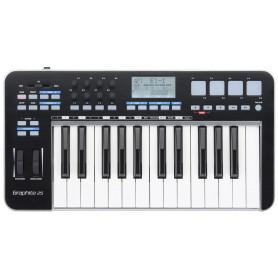 SAMSON GRAPHITE 25 MIDI клавиатура фото