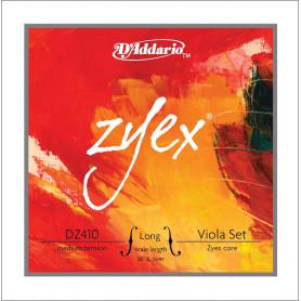 D`ADDARIO DZ410LM ZYEX LM Струны для смычковых фото
