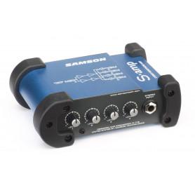SAMSON S-AMP Обработка звука усилитель для наушников фото