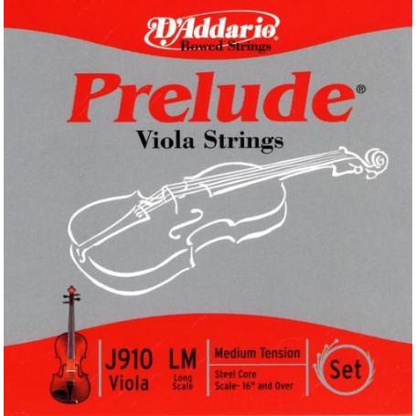 D`ADDARIO J910LM Prelude LM Струны для смычковых фото
