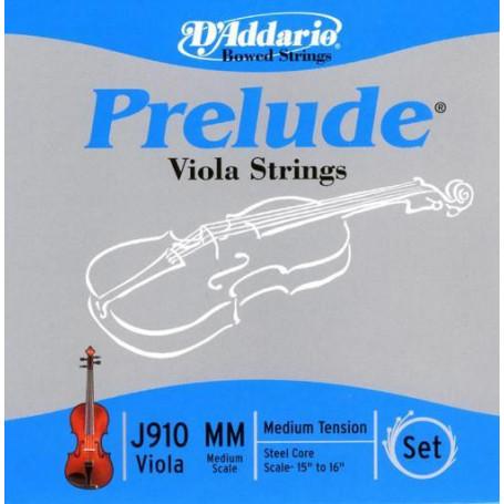 D`ADDARIO J910MM Prelude MM Струны для смычковых фото