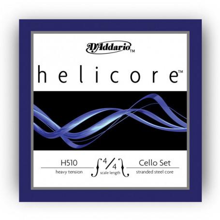 D`ADDARIO H510 4/4H Helicore 4/4H Струны для смычковых фото