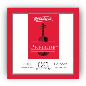 D`ADDARIO J1010 3/4M Prelude 3/4M Струны для смычковых фото