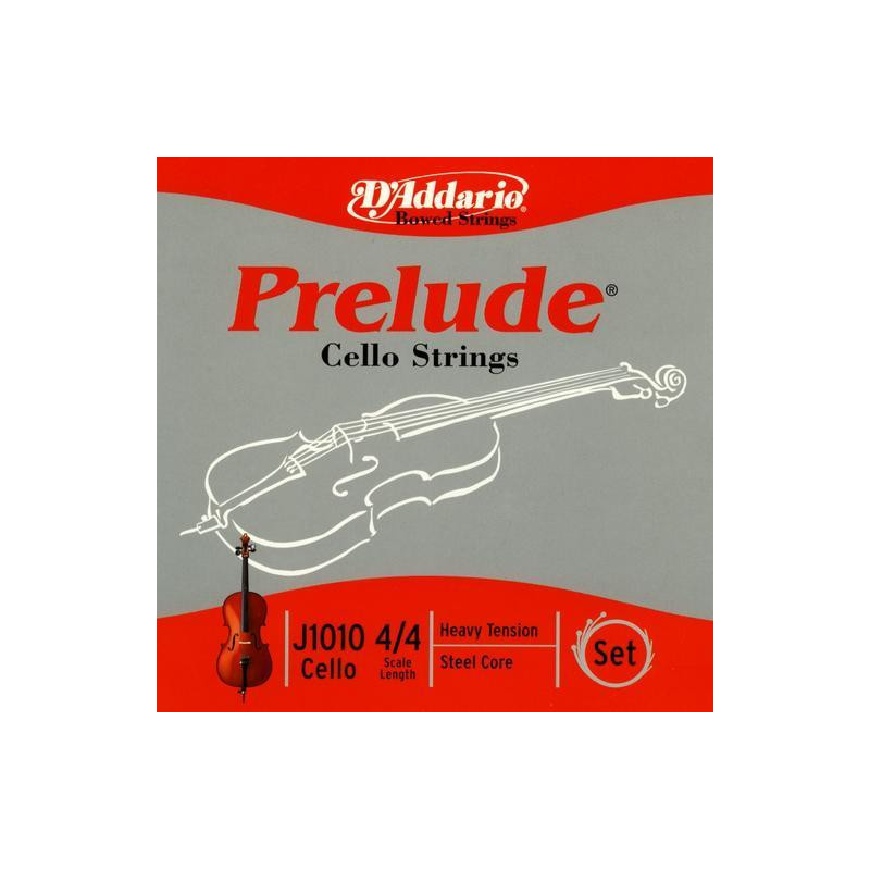 D`ADDARIO J1010 4/4H Prelude 4/4H Струны для смычковых фото