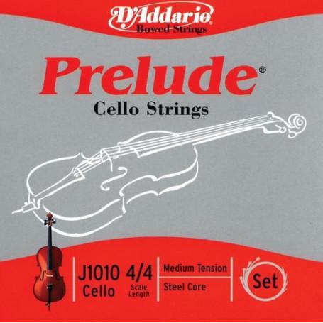 D`ADDARIO J1010 4/4M Prelude 4/4M Струны для смычковых фото