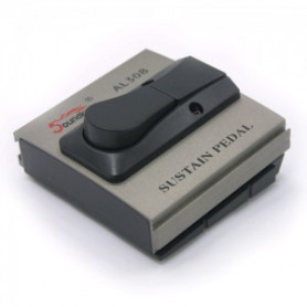 SOUNDKING SKAL308 педаль сустейн футконтроллер фото
