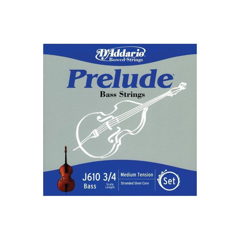 D`ADDARIO J610 3/4M Prelude 3/4M Струны для смычковых фото