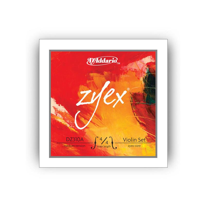 D`ADDARIO DZ310A 4/4M ZYEX 4/4M Струны для смычковых фото