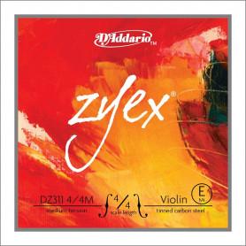 D`ADDARIO DZ311 4/4M ZYEX E 4/4M Струна Е для скрипки фото
