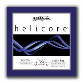 D`ADDARIO HELICORE H310W 4/4M Струны для смычковых фото