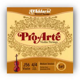 D`ADDARIO J56 4/4M Pro Arte 4/4M Струны для смычковых фото