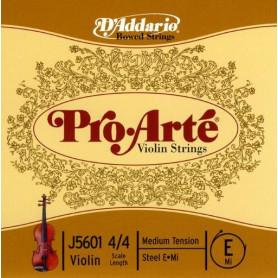 D`ADDARIO J5601 4/4M Pro Arte E 4/4M Струны для смычковых фото