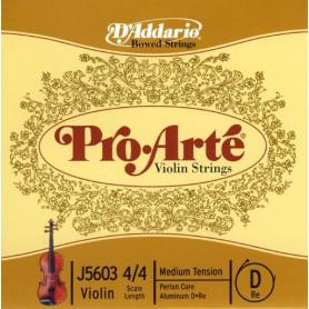 D`ADDARIO J5603 4/4M Pro Arte D 4/4M Струны для смычковых фото