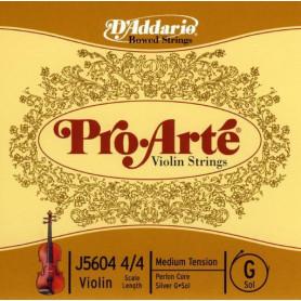 D`ADDARIO J5604 4/4M Pro Arte G 4/4M Струны для смычковых фото