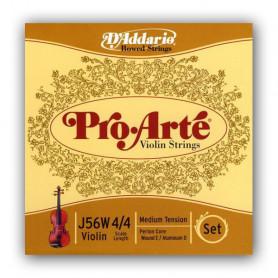 D`ADDARIO J56W 4/4M Pro Arte W 4/4M Струны для смычковых фото