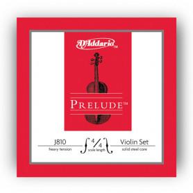 D`ADDARIO J810 4/4H Prelude 4/4H Струны для смычковых фото