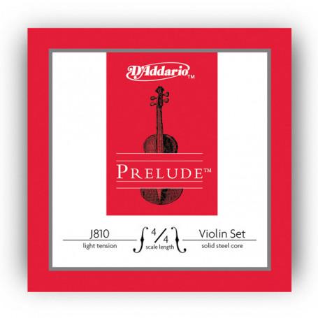 D`ADDARIO J810 4/4L Prelude 4/4L Струны для смычковых фото