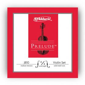D`ADDARIO J810 4/4M Prelude 4/4M Струны для смычковых фото