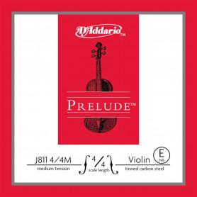 D`ADDARIO J811 4/4M Prelude E 4/4M Струны для смычковых фото