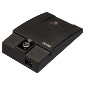 SUPERLUX DS002 Адаптер настольный для конференц микрофона, вход XLR-f, вход XLR-m, выключатель фото