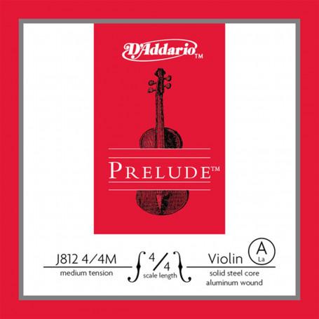 D`ADDARIO J812 4/4M Prelude A 4/4M Струны для смычковых фото