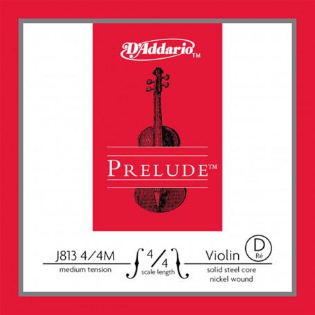 D`ADDARIO J813 4/4M Prelude D 4/4M Струны для смычковых фото